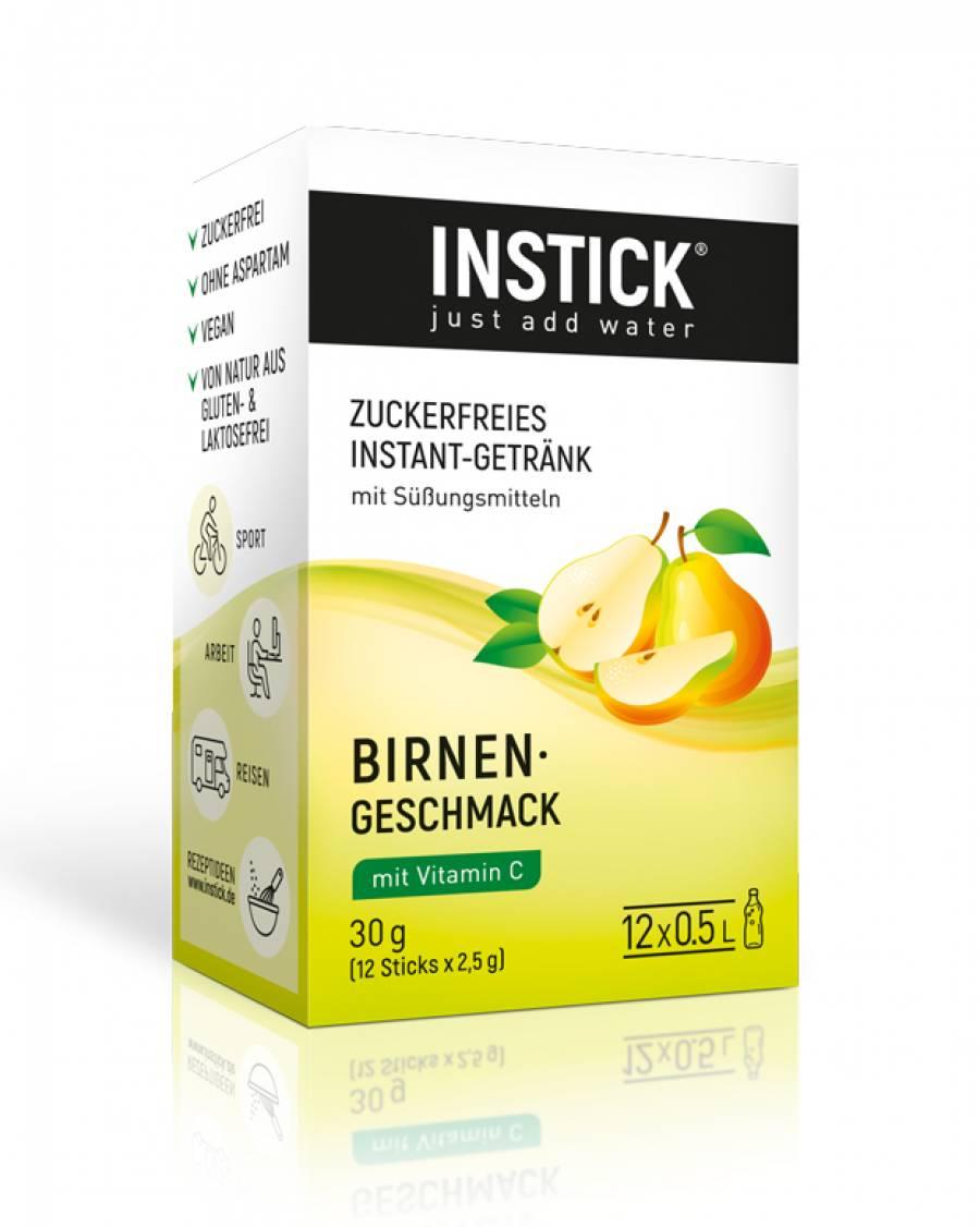 INSTICK Birne12-er Packung (für 12 x 0,5 L)